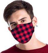 Mondkapje | trendy mondmasker | mondkapje met print | 100% katoen, herbruikbaar, wasbaar.