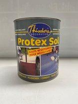 Théodore Protex Sol | Vloerverf Zijdeglans - binnen/buiten - Groen 2.5L