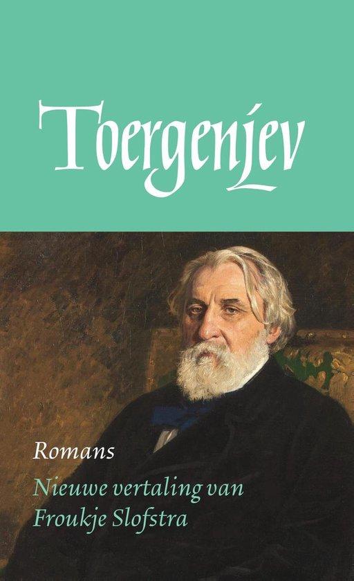 De Russische bibliotheek - Romans - Ivan Toergenjev |