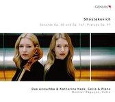 Shostakovich: Sonatas Op.40 And Op.147/Prelude Op.