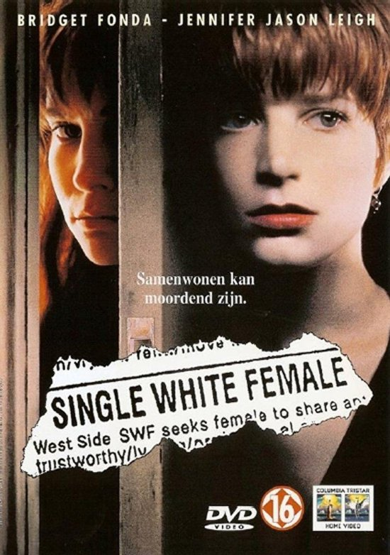 Cover van de film 'Single White Female'
