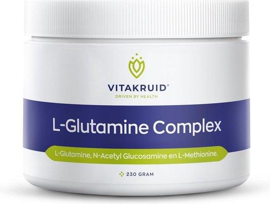 Vitakruid L-Glutamine complex 230 gram