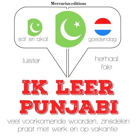 language learning course - Ik leer Punjabi - Jm Gardner  