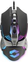 Speedlink Tyalo - Optische Gaming Muis - 3.200 DPI - Zwart