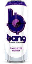 Bang Energy Drink - Bangster Berry 12 x 500ml