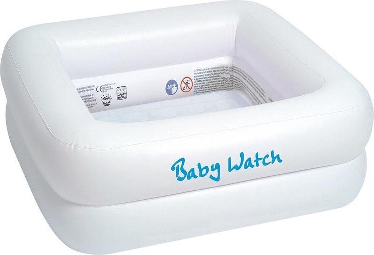 Opblaasbaar zwembad babybadje 85 x 85 x 33 cm speelgoed - Douchecabine badje - Buitenspeelgoed voor kinderen