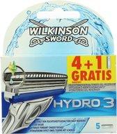 Wilkinson Men Scheermesjes Hydro 3 5 stuks