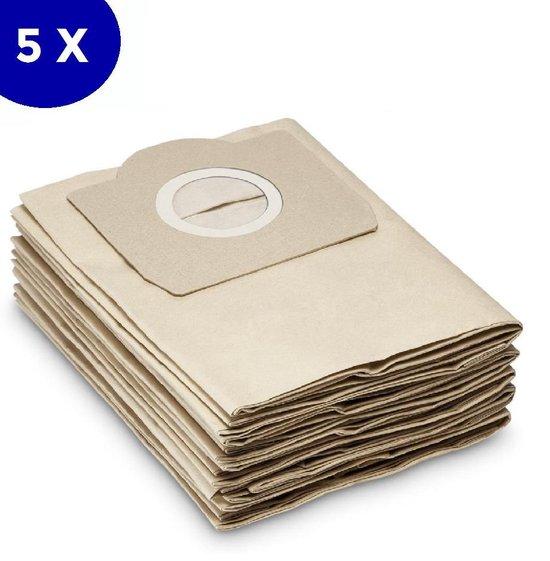 Kärcher Stofzuigerzakken - 6.959-130.0 - 5 Stuks van Zedar®