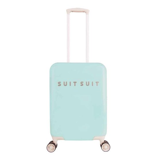 SUITSUIT Fabulous Fifties Handbagage koffer 55 cm - Luminous Mint