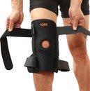 Boersport ®  | Kniebrace met aluminium spalk | Maximale ondersteuning tijdens blessure