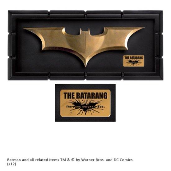 The Dark Knight Rises - Batman Batarang Replica