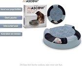 Katten Speel Wiel Met Muis-  Interactief Kattenspeelgoed - Speelgoed Kat - Katten Speelgoed Voor Katten