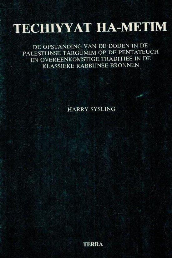 Techiyyat ha-metim - Harry Sysling |