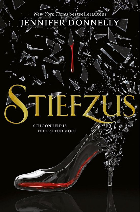 Boek cover Stiefzus van Jennifer Donnelly (Onbekend)