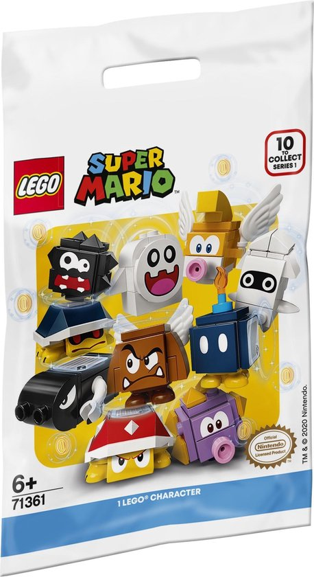 LEGO Super Mario Personagepakketten - 71361