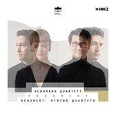 Schubert:String Quartets 3&8