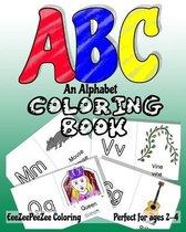 ABC An Alphabet Coloring Book