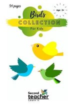 Birds Collection Book for Kids