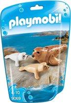 PLAYMOBIL Zeehond met pups