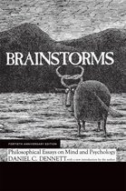 Boek cover Brainstorms van Daniel C. Dennett