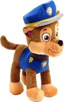 Paw Patrol Knuffel Chase 20 cm | Paw Patrol & Friends | Chase - Rubble - Marshall - Skye - Zuma - Rocky - Ella - Tuck | Nickelodeon | Speelgoed