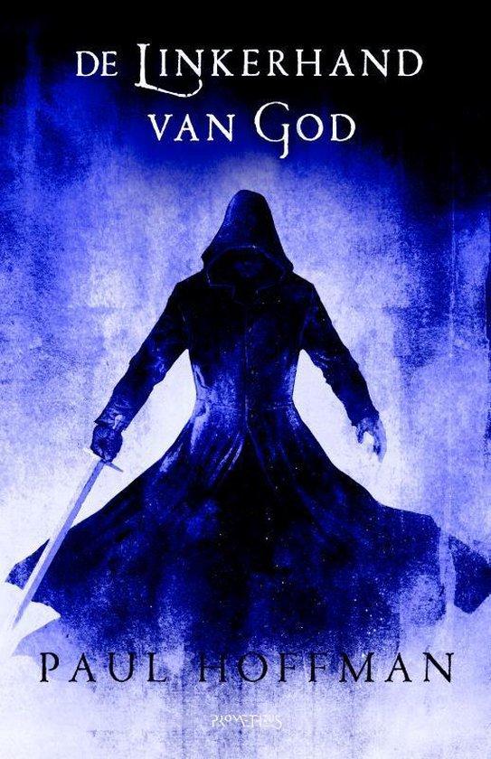 Cover van het boek 'De linkerhand van God' van Paul Hoffman