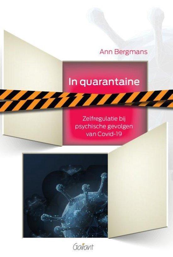 In quarantaine - Zelfregulatie bij psychische gevolgen van Covid-19