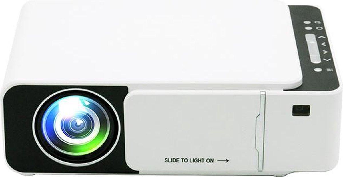 Tyson 5 - LED Beamer - Full HD 1080p