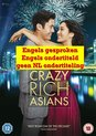 Crazy Rich Asians [DVD] (import zonder NL ondertiteling)