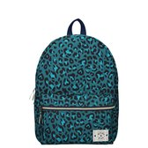 Milky Kiss Stay Cute Leopard Green Rugzak - 13,5 l - Green
