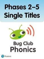 Bug Club Phonics Phases 2-5 Single Titles (79 books)