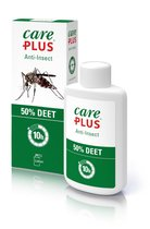 Care Plus - Deet 50 % - Anti-insecten Lotion - 50 ml