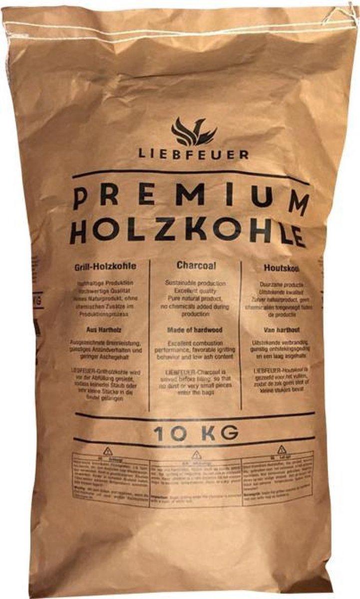 Liebfeuer restaurant houtskool van hardhout 10 kg