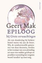 Boek cover Epiloog bij grote verwachtingen van Geert Mak