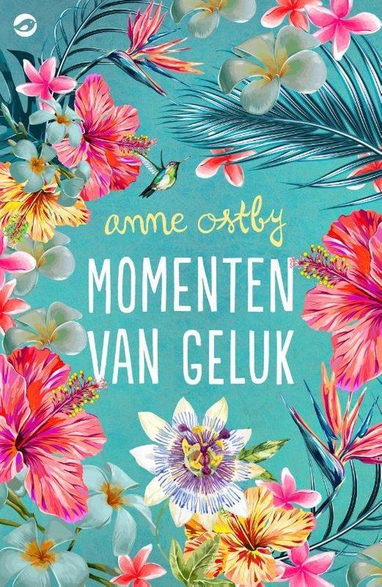 Momenten van geluk midprice - Anne Ostby  