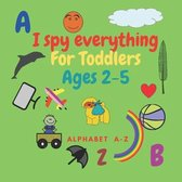 I spy everything for toddlers ages 2-5