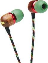 House of Marley Smile Jamaica 2 Groen - Bluetooth oordopjes