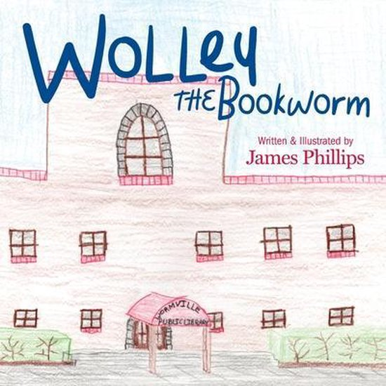 Wolley the Bookworm
