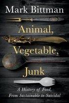 Omslag Animal, Vegetable, Junk