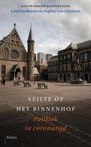 Boek cover Stilte op het Binnenhof van Laurens Boven (Paperback)