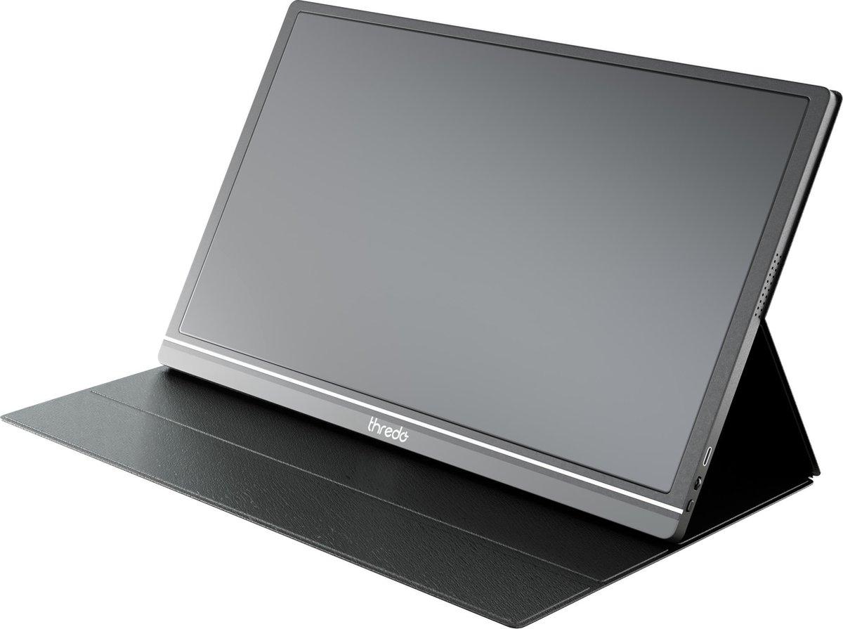 Thredo TPM-01 – Full HD USB-C IPS Portable Monitor – 15.6 Inch