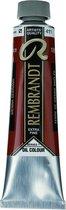 Rembrandt Olieverf | Burnt Sienna (411) 15 ml