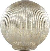PTMD Tafellamp Abigail goud 15x15x15 cm