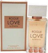 Rihanna Eau De Parfum Rogue Love 125 ml - Voor Vrouwen