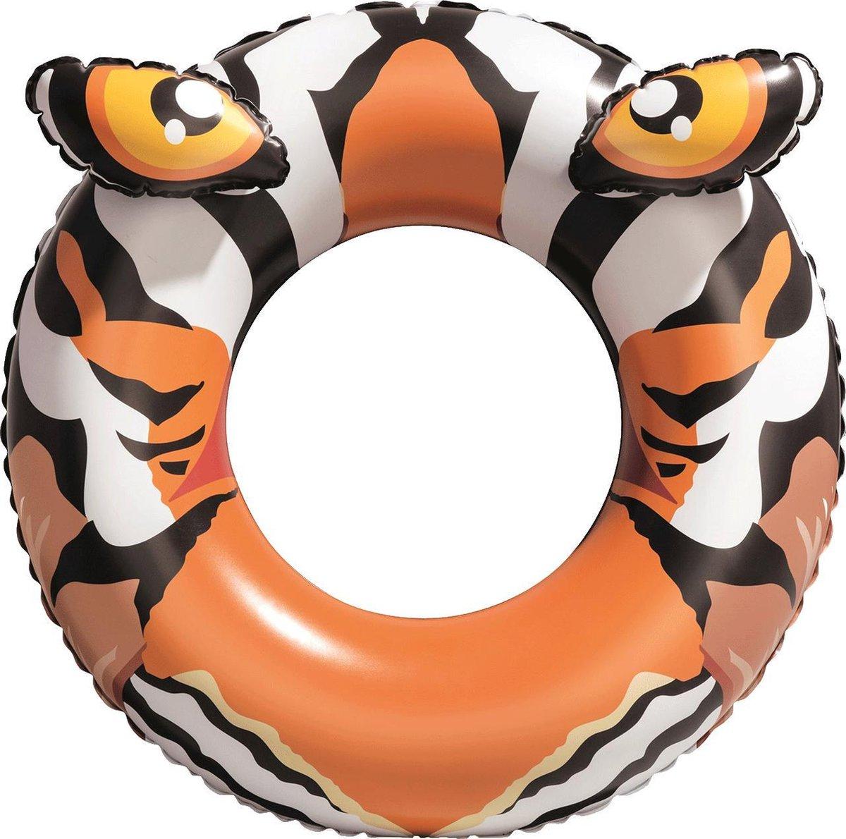 Zwemband Animal 91 cm - tiger
