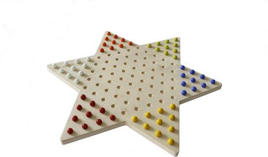Afbeelding van het spel Ster halma van esdoorn