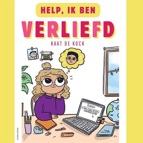 Boek cover Help, ik ben verliefd! van Kaat De Kock (Onbekend)
