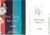 Paul Smith Hello You! for Men Eau de Toilette 100ml Spray