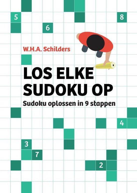 Afbeelding van Los Elke Sudoku Op
