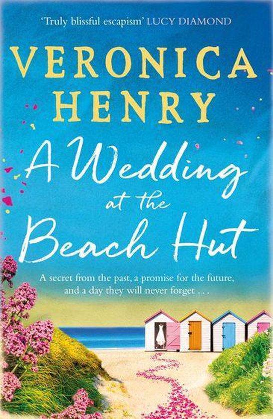 Omslag van A Wedding at the Beach Hut